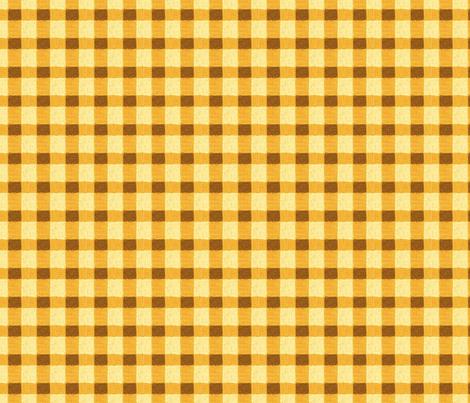 pumpkin rough checks 3 fabric by mojiarts on Spoonflower - custom fabric