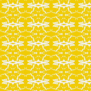 Mandible yellow