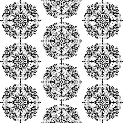 black_and_white fabric by dana_zurzolo on Spoonflower - custom fabric