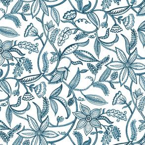 Climbing plants__blue