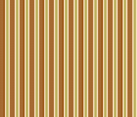 brown stripes 5 fabric by mojiarts on Spoonflower - custom fabric
