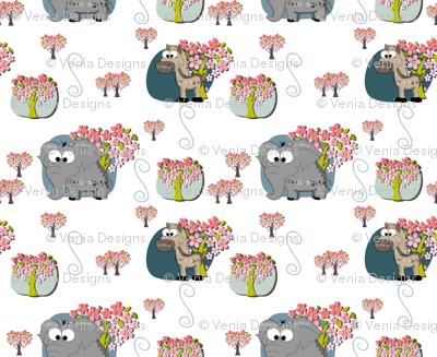 Donkey & Elephant Party