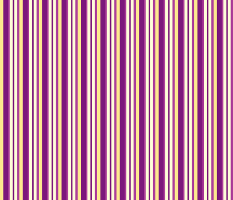 purple yellow stripes fabric by mojiarts on Spoonflower - custom fabric