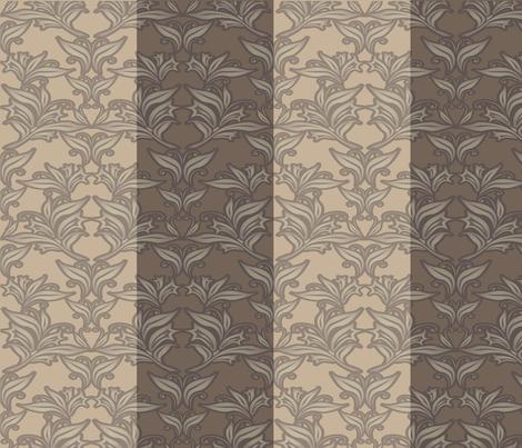Vintage_Swirls fabric by venia on Spoonflower - custom fabric