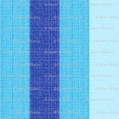 blue world stripes