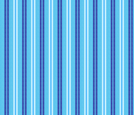 blue world stripes 2 fabric by mojiarts on Spoonflower - custom fabric