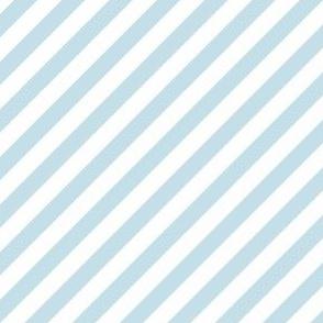Diagonal Stripe Blue