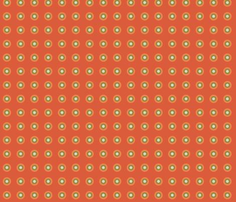 Dandy Circles fabric by thecalvarium on Spoonflower - custom fabric