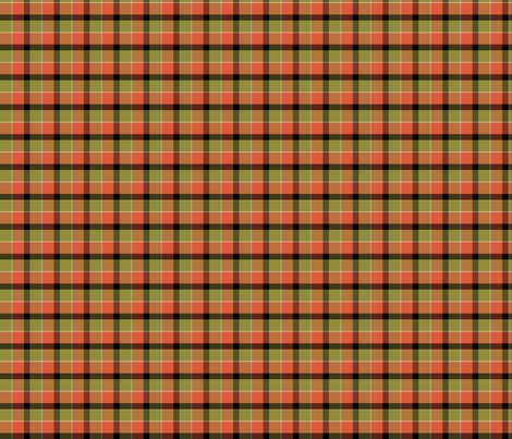 Dandy Plaid fabric by thecalvarium on Spoonflower - custom fabric