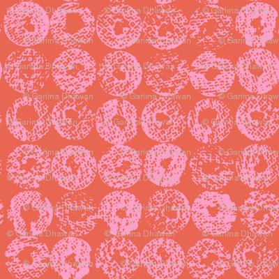 Backlit _Flamingo