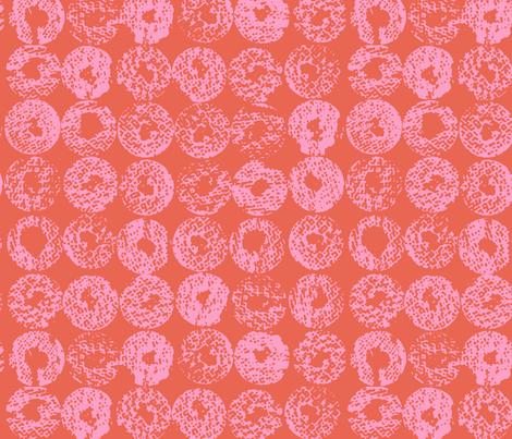 Backlit _Flamingo fabric by garimadhawan on Spoonflower - custom fabric