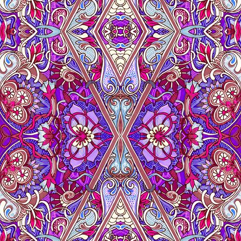 My Fair Lady fabric by edsel2084 on Spoonflower - custom fabric