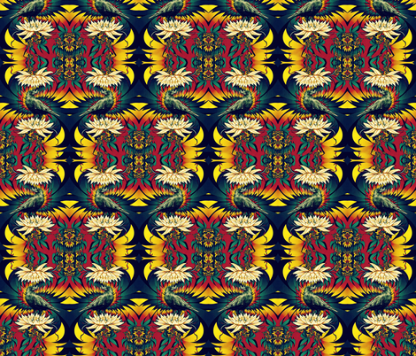 Never More. fabric by whimzwhirled on Spoonflower - custom fabric