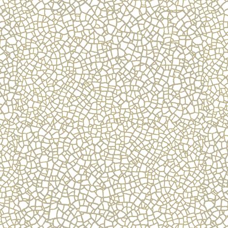 crackled ceramic fabric by weavingmajor on Spoonflower - custom fabric