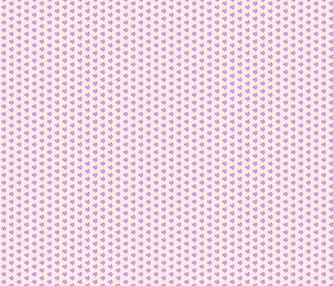 Crocus-pattern_ fabric by koalalady on Spoonflower - custom fabric