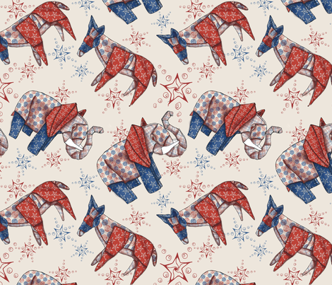 Fanti and Don fabric by the_window_way on Spoonflower - custom fabric