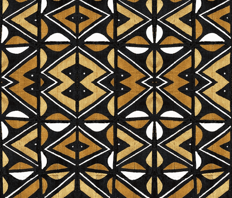 Burundi fabric by flyingfish on Spoonflower - custom fabric