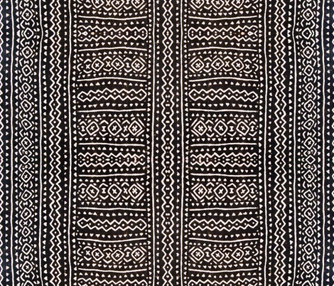 Africa Batik fabric by flyingfish on Spoonflower - custom fabric
