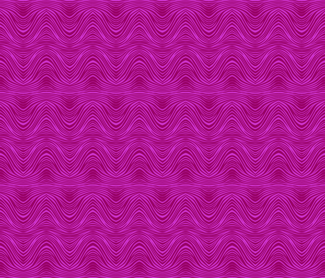 zebra_print_raspberry fabric by glimmericks on Spoonflower - custom fabric