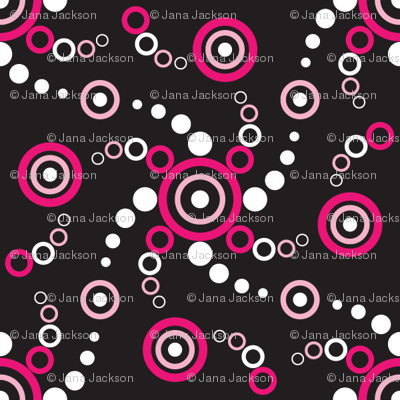 Tiny Bubbles-Black