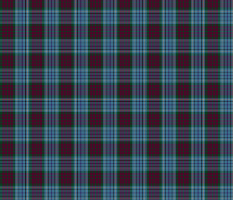 A Brave tartan fabric by ebmosier on Spoonflower - custom fabric