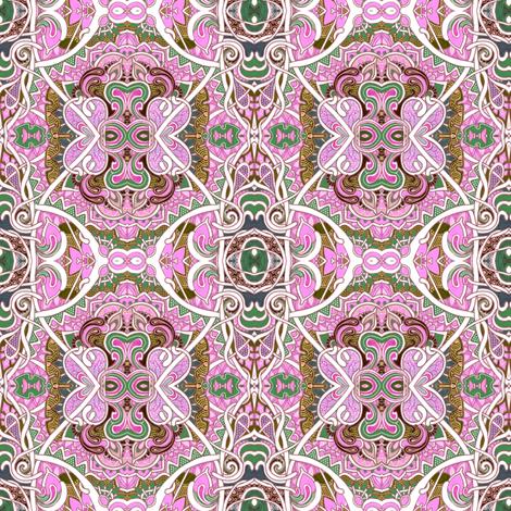 Go, Granny, Go fabric by edsel2084 on Spoonflower - custom fabric