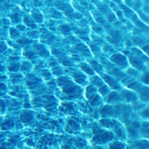 Swimming pool with stripe