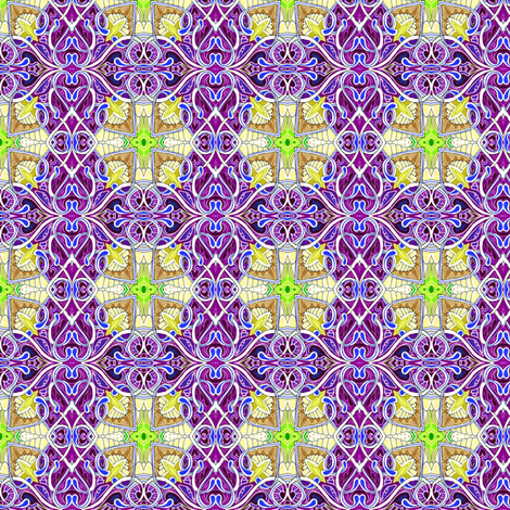Creepy Little Boxes fabric by edsel2084 on Spoonflower - custom fabric