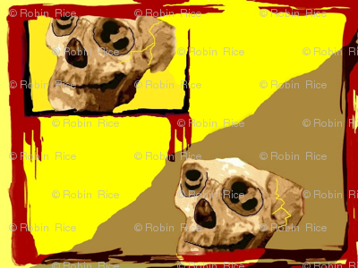 Really Creepy Skulls