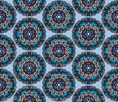 Blue_mandala