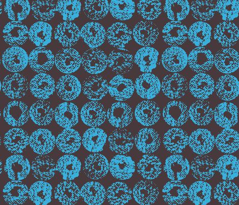 Backlit_Turquoise fabric by garimadhawan on Spoonflower - custom fabric