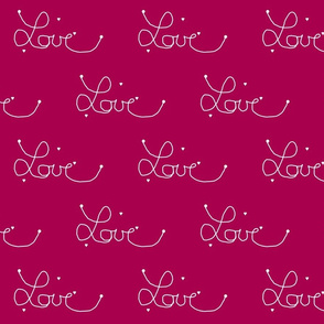 love Haute pink