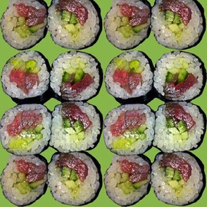 Yummy Sushi!