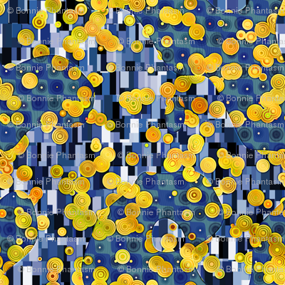 Klimtified! - Gold/Blue