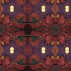 psychedelic birds 2