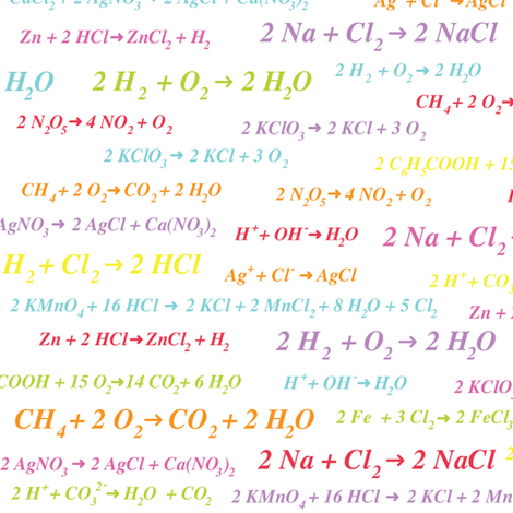 Balance of Equations fabric by robyriker on Spoonflower - custom fabric
