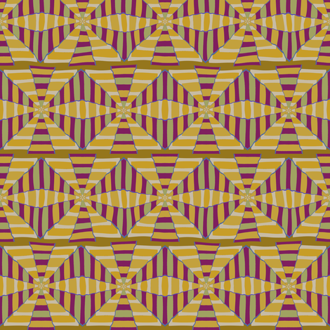 Moroc fabric by david_kent_collections on Spoonflower - custom fabric