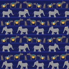 Excavation_Donkeys_and_Elephants_stripe
