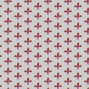 peacock_fleurdelis_2_halfinch_flame_on_gray