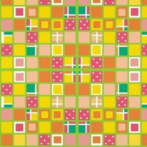 Color grid 31 variation B by Su_G