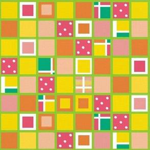 Color grid 31 variation A, by Su_G