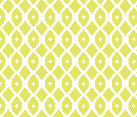 Chain Link 22 (key lime) fabric by pattyryboltdesigns on Spoonflower - custom fabric