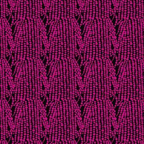 Dark series Purple beetle