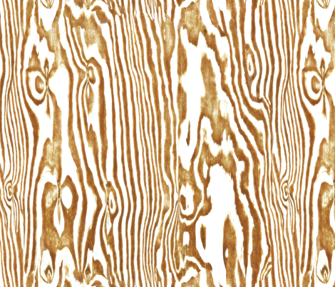 Faux Bois Woodgrain fabric by peacoquettedesigns on Spoonflower - custom fabric