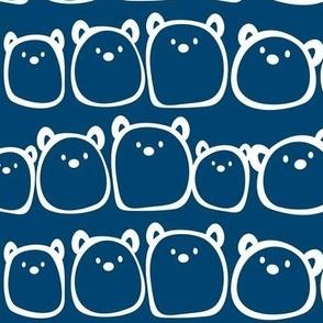 Gum Bears in Blue :)
