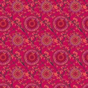 Moroccan Chinese Geometric