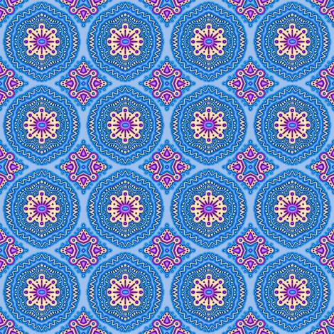 Hansel and Gretyl : Fairytale Princess fabric by tallulahdahling on Spoonflower - custom fabric