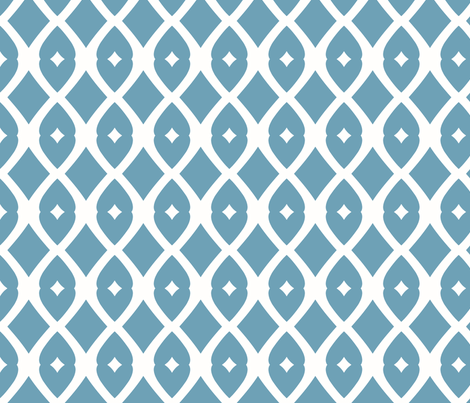 Chain Link 22 (Stormy Sea) fabric by pattyryboltdesigns on Spoonflower - custom fabric