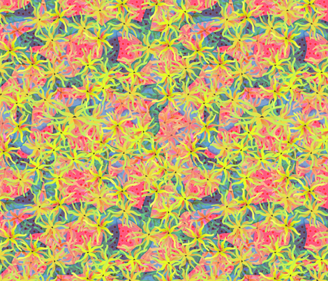 wild coral fabric by glimmericks on Spoonflower - custom fabric