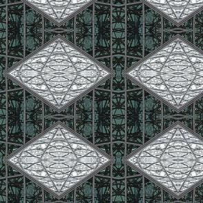 Graffiti Gray Diamond
